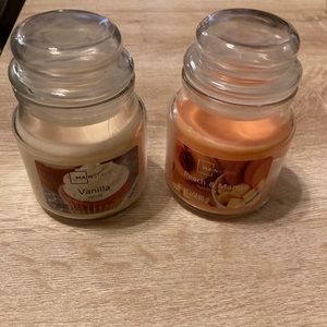 New-Bundle of Mainstays Candles